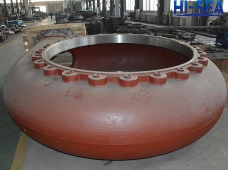 dredge pump casing,dredger pump case,dredge pump shell
